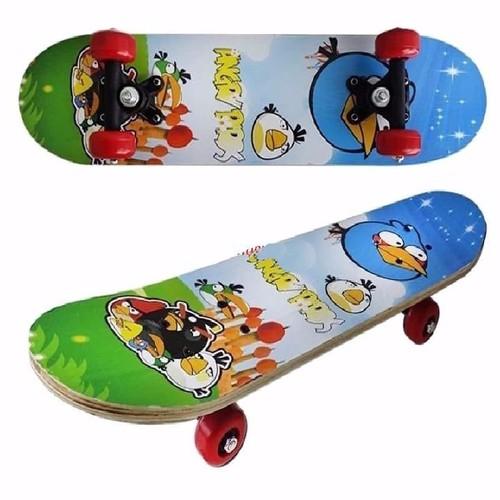 Ván trượt gỗ - ván trượt cho bé yêu