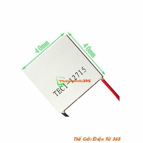 Tấm bán dẫn làm lạnh cây nước tec1-12715 – 150w - 12055304 , 19678793 , 15_19678793 , 129000 , Tam-ban-dan-lam-lanh-cay-nuoc-tec1-12715-150w-15_19678793 , sendo.vn , Tấm bán dẫn làm lạnh cây nước tec1-12715 – 150w