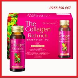 The Collagen Rich Rich Shiseido. Nhật Bản dạng nước