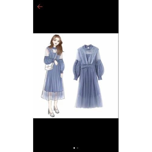 Váy UlzzangTiểu Thư