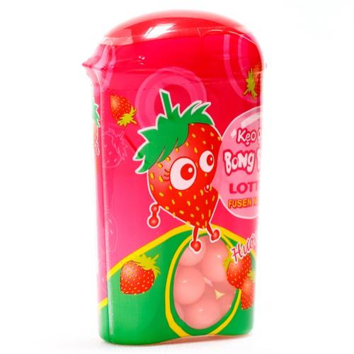 Kẹo gum bong bóng lotte fusen nomi hương dâu lốc 10 hộp x 15g - 12054335 , 19677555 , 15_19677555 , 66000 , Keo-gum-bong-bong-lotte-fusen-nomi-huong-dau-loc-10-hop-x-15g-15_19677555 , sendo.vn , Kẹo gum bong bóng lotte fusen nomi hương dâu lốc 10 hộp x 15g