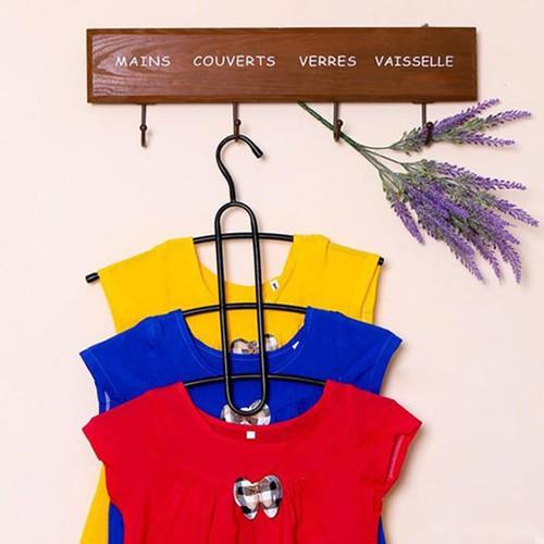 Giá gốc Giá phơi quần áo bằng nhựa chống trượt