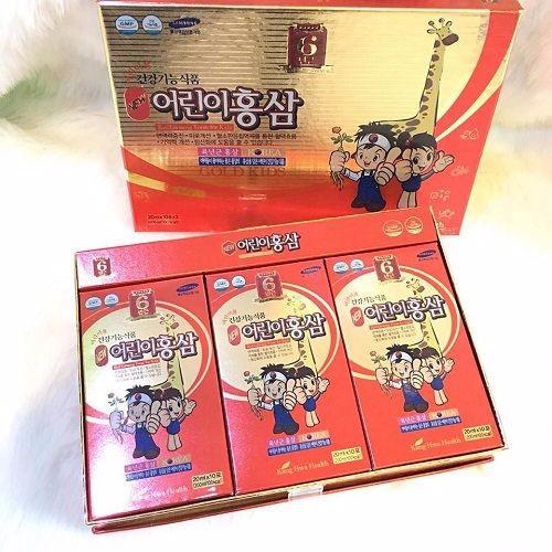 Hồng Sâm Baby Hươu Cao Cổ Kanghwa Hàn Quốc