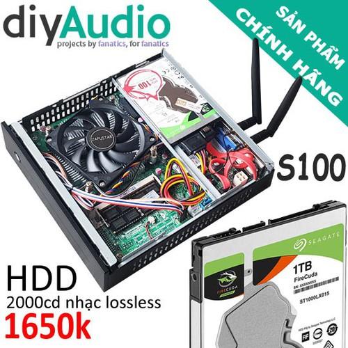 Music server s100 - kèm ổ 1tb full nhạc chất lượng cao 32bit dsd - 12050450 , 19672222 , 15_19672222 , 4699000 , Music-server-s100-kem-o-1tb-full-nhac-chat-luong-cao-32bit-dsd-15_19672222 , sendo.vn , Music server s100 - kèm ổ 1tb full nhạc chất lượng cao 32bit dsd