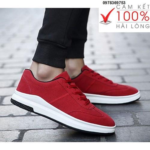 Giày Sneaker Mẫu Mới