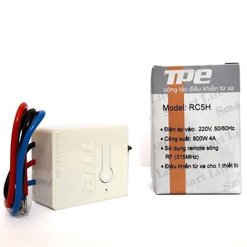Công tắc điều khiển từ xa cho máng đèn tpe rc5h - 12052131 , 19674503 , 15_19674503 , 89000 , Cong-tac-dieu-khien-tu-xa-cho-mang-den-tpe-rc5h-15_19674503 , sendo.vn , Công tắc điều khiển từ xa cho máng đèn tpe rc5h