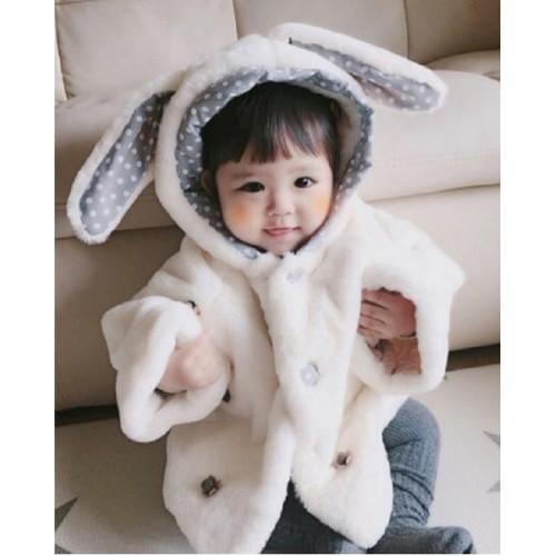 Áo khoác tai thỏ cho bé gái 0-3 tuổi ảnh thật cuối - 12054091 , 19677261 , 15_19677261 , 150000 , Ao-khoac-tai-tho-cho-be-gai-0-3-tuoi-anh-that-cuoi-15_19677261 , sendo.vn , Áo khoác tai thỏ cho bé gái 0-3 tuổi ảnh thật cuối