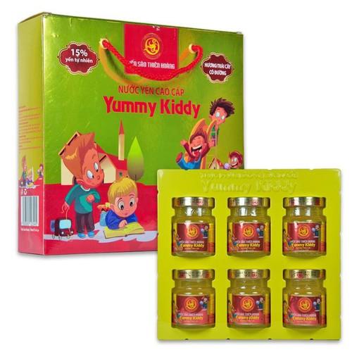 Yến sào Yummy Kiddy dành cho trẻ em - 11672591 , 19679547 , 15_19679547 , 240000 , Yen-sao-Yummy-Kiddy-danh-cho-tre-em-15_19679547 , sendo.vn , Yến sào Yummy Kiddy dành cho trẻ em