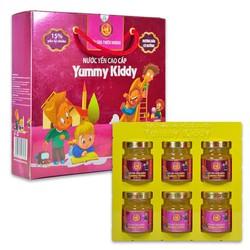Combo 6 hủ yến Thiên Hoàng Yummy Kiddy cho trẻ em