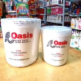 kem ủ xả hấp tóc Oasis mềm mượt hộp 1000ml - Oasis1000ml