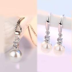 Bông tai bạc 925 Trang sức thời trang cho phụ nữ