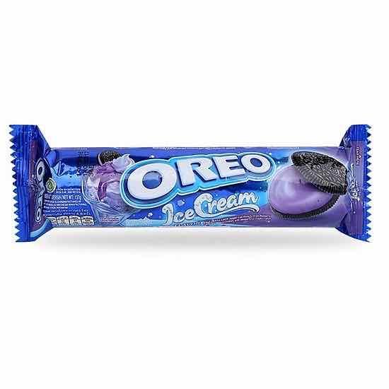 Bánh quy Oreo socola nhân kem gói 137g