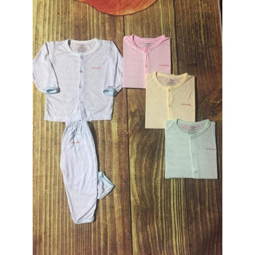 Bộ quần áo ula rogo cho bé sơ sinh