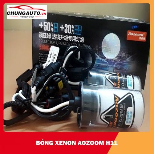 Bóng đèn xenon aozoom tăng sáng cho xe mazda 3 bóng cos - xenon h11