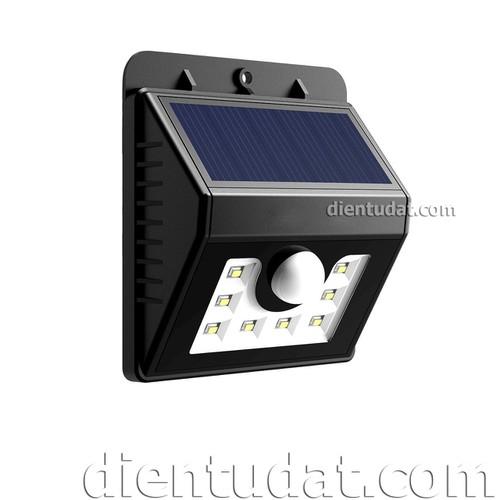 Đèn cảm ứng dùng năng lượng mặt trời - 8 led