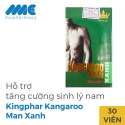 Kangaroo-Man-Xanh Tăng Cường Sinh Lý Nam