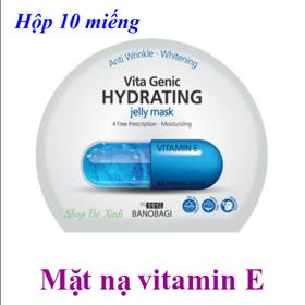 Hộp 10 miếng mặt nạ vitamin E Hàn Quốc - CS3254