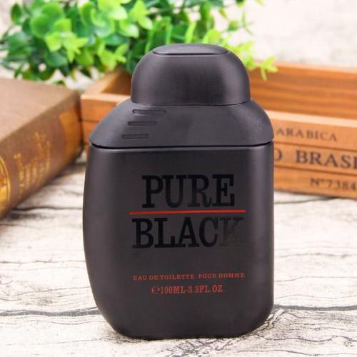 Nước hoa nam cao cấp  pure black 100 ml cao cấp