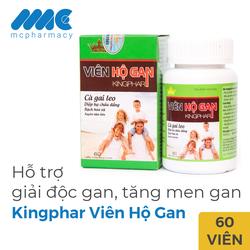 Viên Hộ Gan Kingphar Giải Độc Gan