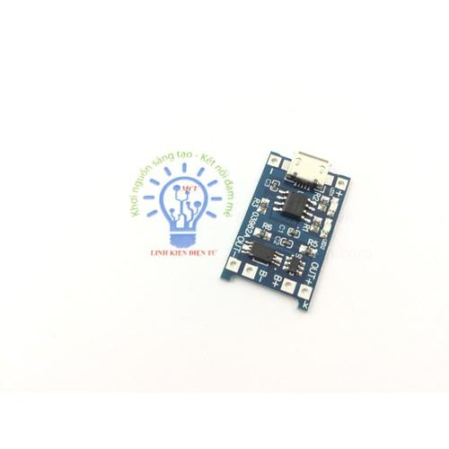 Bộ 2 mạch sạc pin tp4056 1a có led báo đầy có ic bảo vệ - 17066362 , 19701980 , 15_19701980 , 25000 , Bo-2-mach-sac-pin-tp4056-1a-co-led-bao-day-co-ic-bao-ve-15_19701980 , sendo.vn , Bộ 2 mạch sạc pin tp4056 1a có led báo đầy có ic bảo vệ