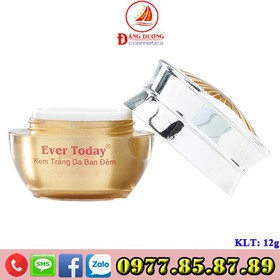 Kem dưỡng trắng da ban đêm EVER TODAY - 12g - EVTD-DTBD135-3