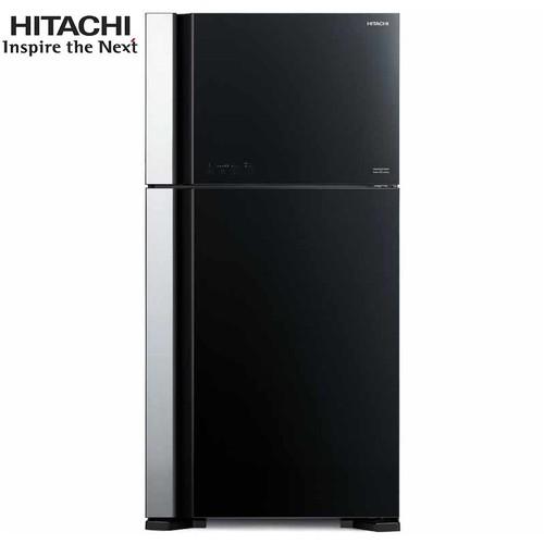 Tủ lạnh dòng big 2 hitachi inverter 510 lít r-fg630pgv7