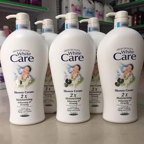 Sữa Tắm Dê White Care 2X nhập khẩu trực tiếp Malaysia - 9555370400000