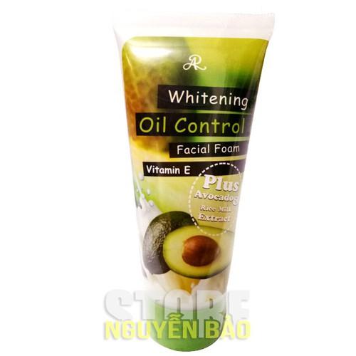 Sữa rửa mặt tinh chất bơ aron whitening oil control thái lan 210g - 12067124 , 19696198 , 15_19696198 , 42000 , Sua-rua-mat-tinh-chat-bo-aron-whitening-oil-control-thai-lan-210g-15_19696198 , sendo.vn , Sữa rửa mặt tinh chất bơ aron whitening oil control thái lan 210g