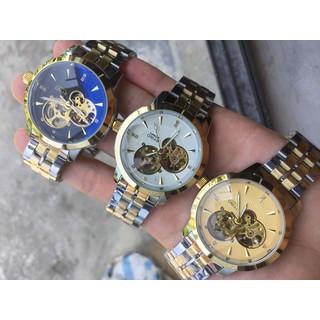 đồng hồ nam đồng hồ nam cơ automatic chống nước lộ máy - TK412 thumbnail