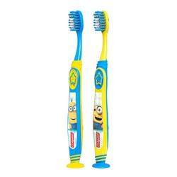 Bàn chải đánh răng trẻ em Colgate Minionssiêu mềm dành cho trẻ em