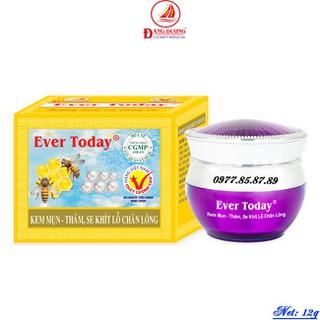 Kem Mụn - Thâm - Se khít lỗ chân lông EVER TODAY - 12g - EVTD-MT135 thumbnail