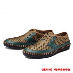 Giày Đi Câu Cá - Giày Lội Nước - Giày Lưới Chịu Nước