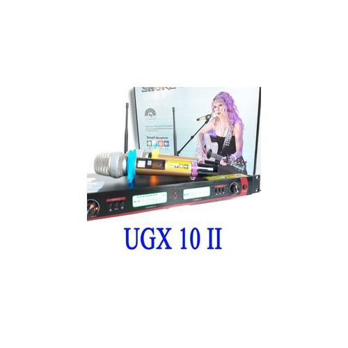 Micro không dây cao cấp UGX 10 ii loại 1 - 11343860 , 19701642 , 15_19701642 , 2350000 , Micro-khong-day-cao-cap-UGX-10-ii-loai-1-15_19701642 , sendo.vn , Micro không dây cao cấp UGX 10 ii loại 1