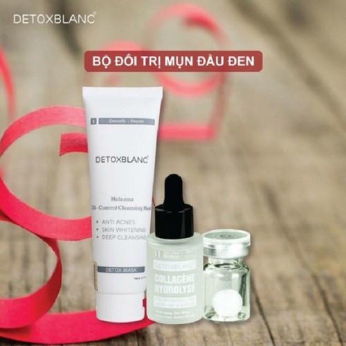 Bộ đôi thải độc trị mụn dưỡng trắng detox blanc - 12071664 , 19702728 , 15_19702728 , 725000 , Bo-doi-thai-doc-tri-mun-duong-trang-detox-blanc-15_19702728 , sendo.vn , Bộ đôi thải độc trị mụn dưỡng trắng detox blanc