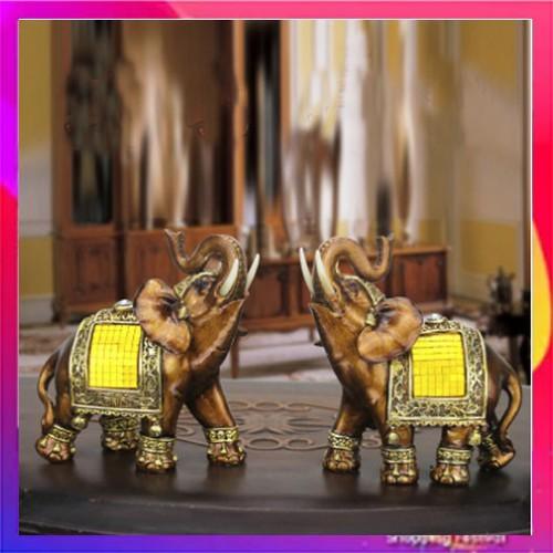 Bộ tượng voi phong thuỷ - trang trí nội thất phòng khách, phòng làm việc - quà tân gia, bạn bè, đối tác làm ăn - 12064901 , 19693064 , 15_19693064 , 390000 , Bo-tuong-voi-phong-thuy-trang-tri-noi-that-phong-khach-phong-lam-viec-qua-tan-gia-ban-be-doi-tac-lam-an-15_19693064 , sendo.vn , Bộ tượng voi phong thuỷ - trang trí nội thất phòng khách, phòng làm việc - q