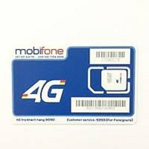 Sim 4g siêu thần tài tỷ phút gọi mobifone mc90-0đ