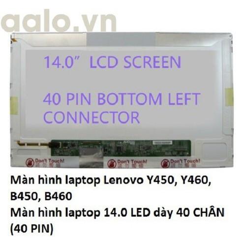 Màn hình laptop lenovo y450, y460, b450, b460