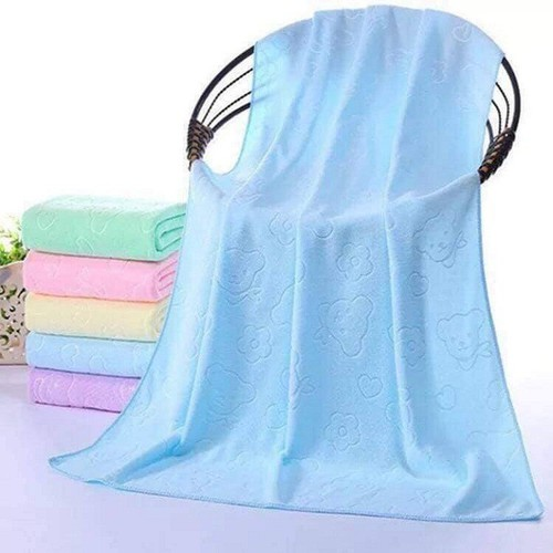 Set 5 khăn tắm cotton khổ to 70x 140cm