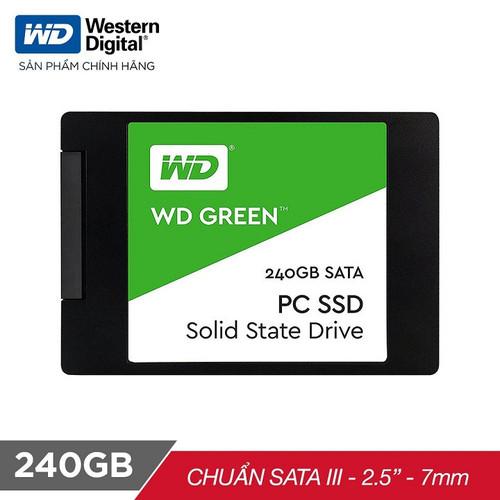 Ổ cứng ssd wd green 240gb 3d nand sata iii 2.5 inch 7mm - wds240g2g0a - chính hãng - 19180744 , 19701496 , 15_19701496 , 1019000 , O-cung-ssd-wd-green-240gb-3d-nand-sata-iii-2.5-inch-7mm-wds240g2g0a-chinh-hang-15_19701496 , sendo.vn , Ổ cứng ssd wd green 240gb 3d nand sata iii 2.5 inch 7mm - wds240g2g0a - chính hãng