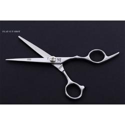 Kéo cắt tóc cao cấp – Trắng