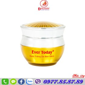 Kem dưỡng trắng da ban đêm EVER TODAY - 12g - EVTD-DTBD135-4