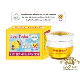 Kem dưỡng trắng da ban đêm EVER TODAY - 12g - EVTD-DTBD135-2
