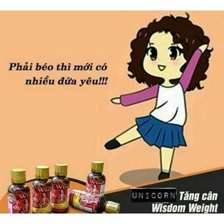 Tăng cân viên vitamin wisdom weight - 0313 thumbnail
