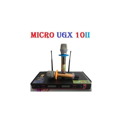 Micro không dây cao cấp UGX 10 ii loại 1 - 11410178 , 19701738 , 15_19701738 , 2350000 , Micro-khong-day-cao-cap-UGX-10-ii-loai-1-15_19701738 , sendo.vn , Micro không dây cao cấp UGX 10 ii loại 1