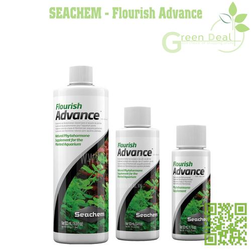 Seachem - flourish advance - chai 500ml - phân nước chuyên dụng hồ cá thuỷ sinh - 12077666 , 19711554 , 15_19711554 , 350000 , Seachem-flourish-advance-chai-500ml-phan-nuoc-chuyen-dung-ho-ca-thuy-sinh-15_19711554 , sendo.vn , Seachem - flourish advance - chai 500ml - phân nước chuyên dụng hồ cá thuỷ sinh