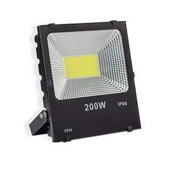 Đèn Pha LED 200W IP66 - Ánh Sáng Trắng, Vàng