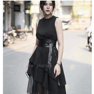 Đai da bản to - Thắt lưng nữ CHUẨN Cchat clothes đuôi nhỏ - daidaCHUAN thumbnail