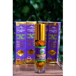 Dầu Gió 19 Loại Thảo Dược Thái Lan 8ml - Herbal Liquid Balm Puya Brand - Chính hãng chuyên Sỉ và Lẻ