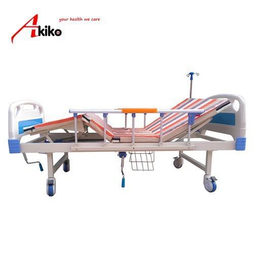 Giường bệnh nhân 3 tay akiko a82 [ tặng bộ máy đo đường huyết ]