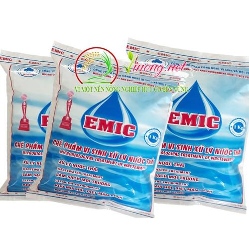 Men vi sinh xử lý nước thải bể hiếu khí – emic - 12087701 , 19727120 , 15_19727120 , 130000 , Men-vi-sinh-xu-ly-nuoc-thai-be-hieu-khi-emic-15_19727120 , sendo.vn , Men vi sinh xử lý nước thải bể hiếu khí – emic